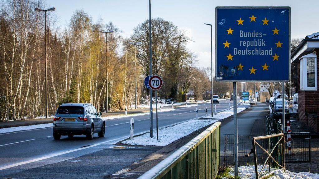 De regels voor reizen naar Duitsland zijn weer aangepast