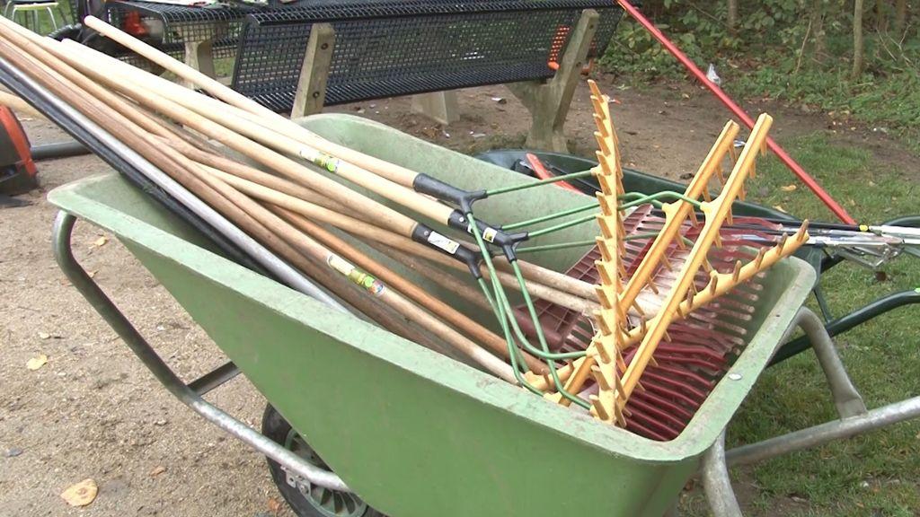 Inwoners Druten helpen volop mee aan groenonderhoud
