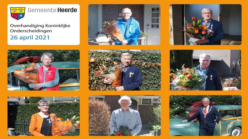 KO-uitreiking Heerde Foto: Gemeente Heerde