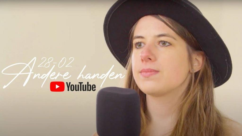 Nieuwe release van Marieke van Ruitenbeek: Andere Handen