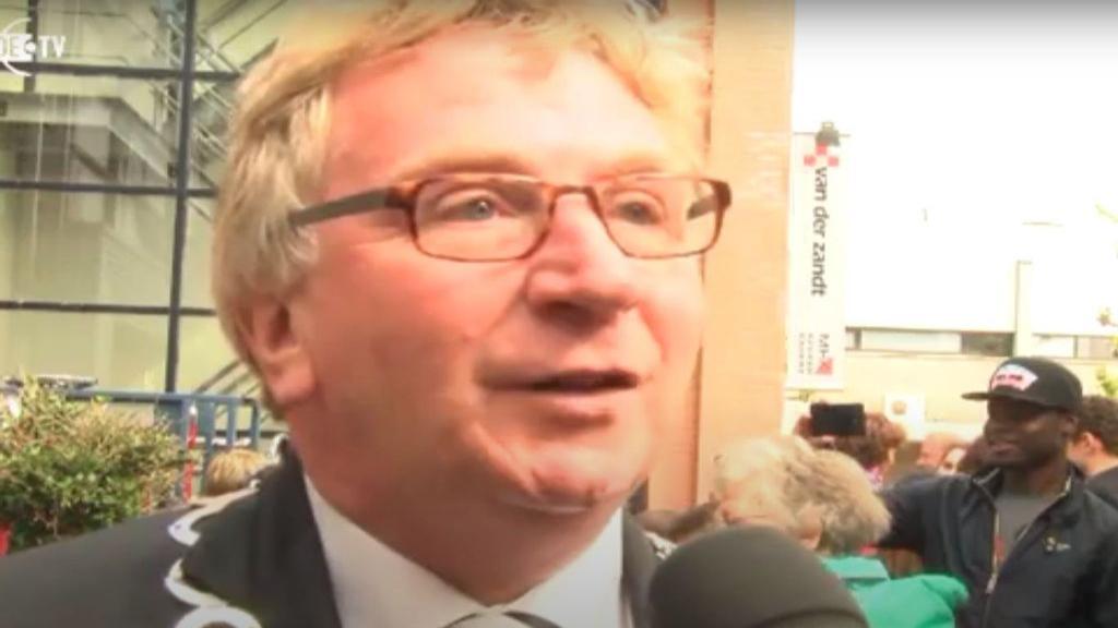 Wie wordt de opvolger van Burgemeester van Rumund van Wageningen? Foto: Archief XON