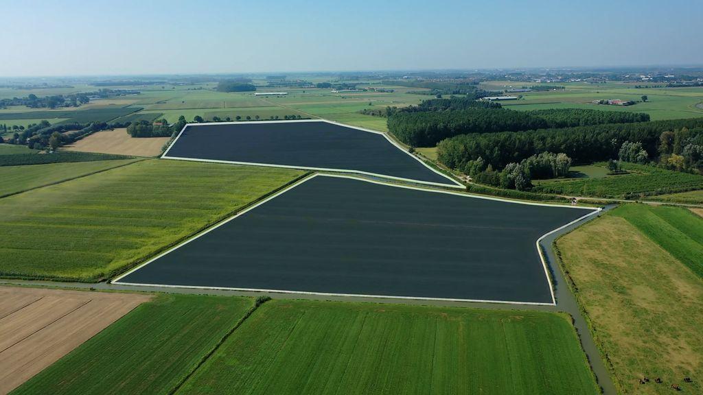 Hier moeten zonneparken komen in Druten Foto: RN7