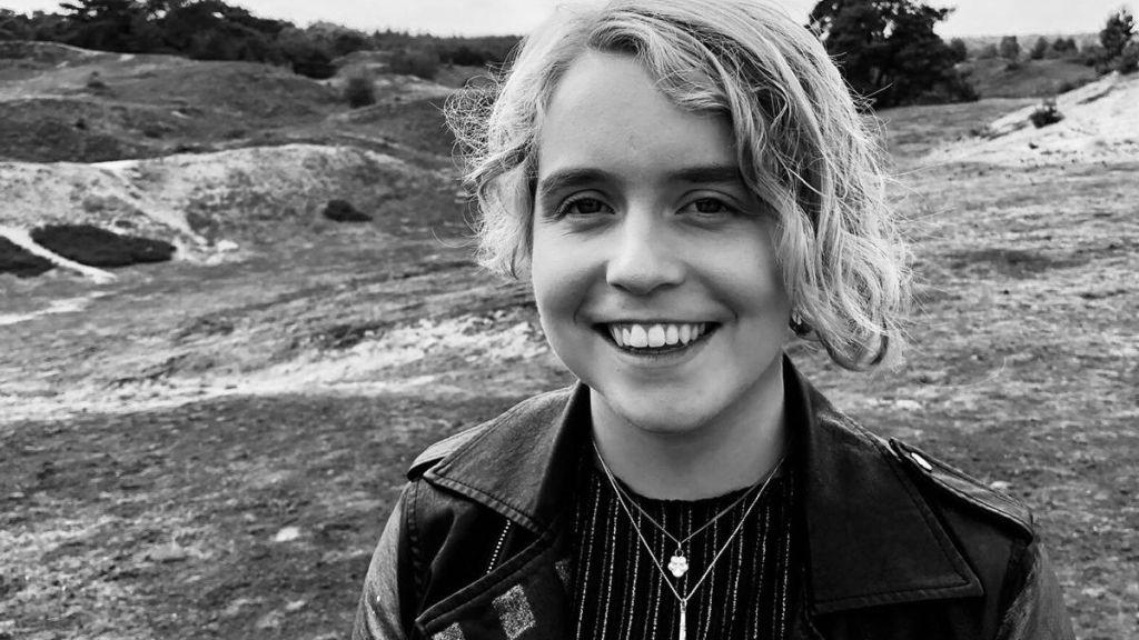 'Vrij zijn' nieuwe single van Lara Holland
