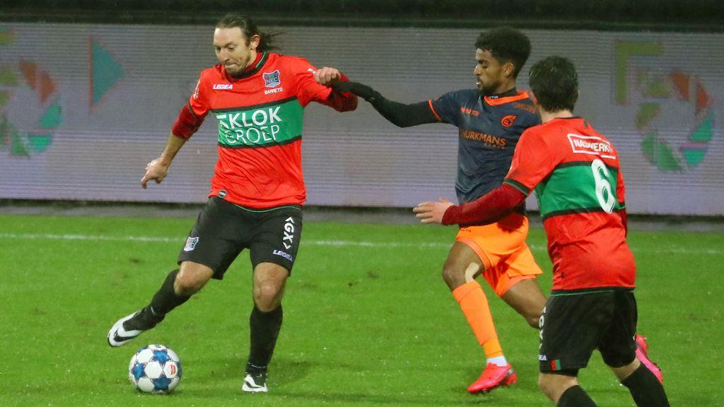 NEC overklast Fortuna Sittard en wint overtuigend