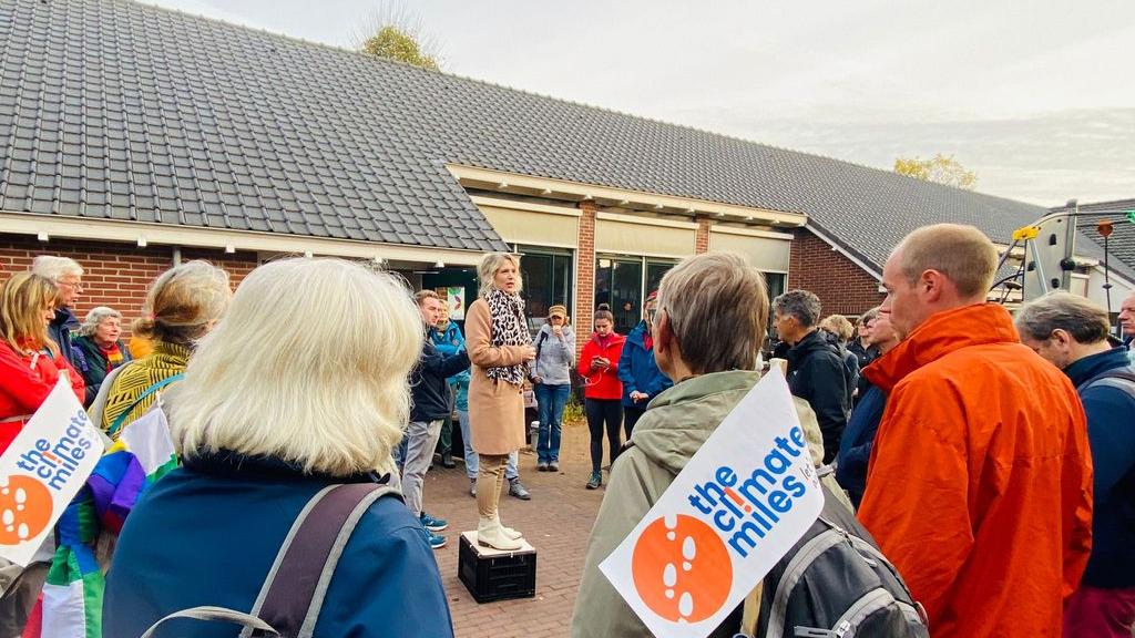 The Climate Miles: nog één dag in Gelderland