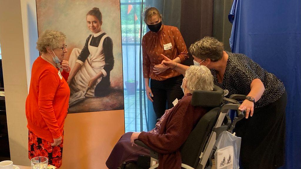 Opening Reizende Tentoonstelling Veenendaal