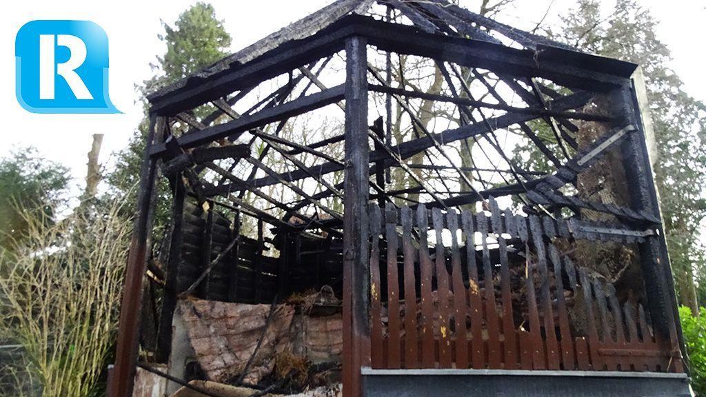Benefietconcert voor herbouw afgebrande muziektent