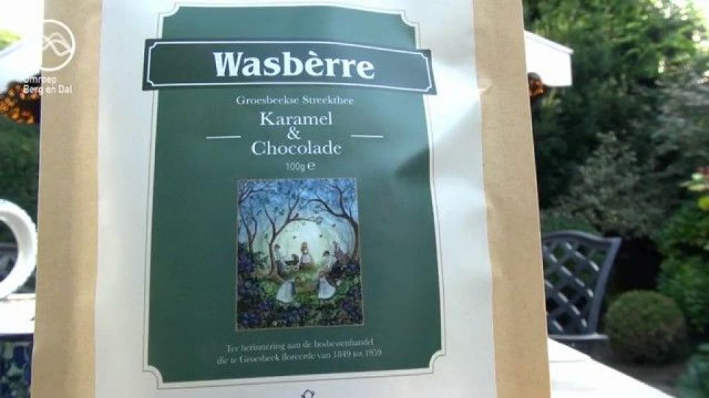 'Wasberre' thee, het nieuwste streek-product