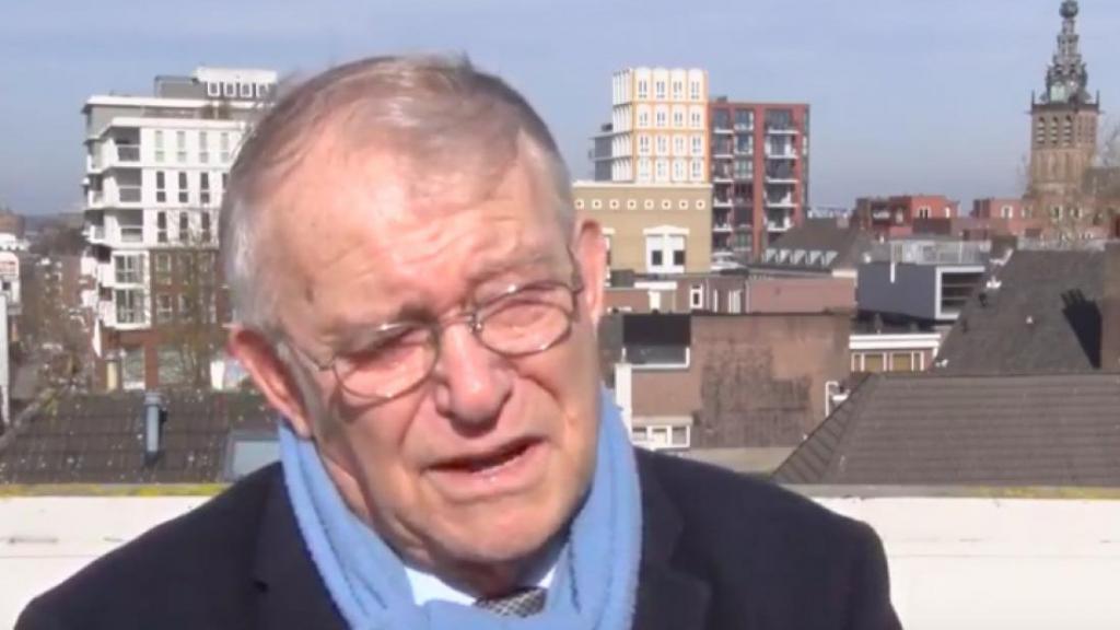 'Nijmegen moet straat vernoemen naar oud-raadslid Michel Hulskorte (VSP)'