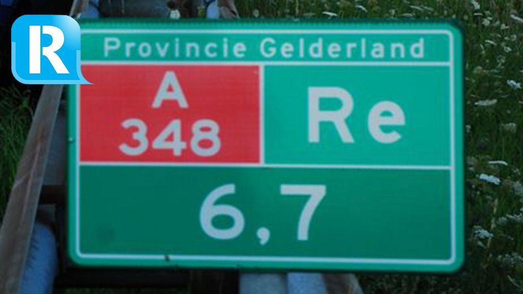 Alleen Gelderland beslist over maximumsnelheid A348