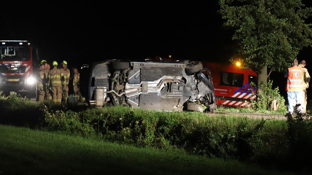 Man (21) overleden na ongeluk