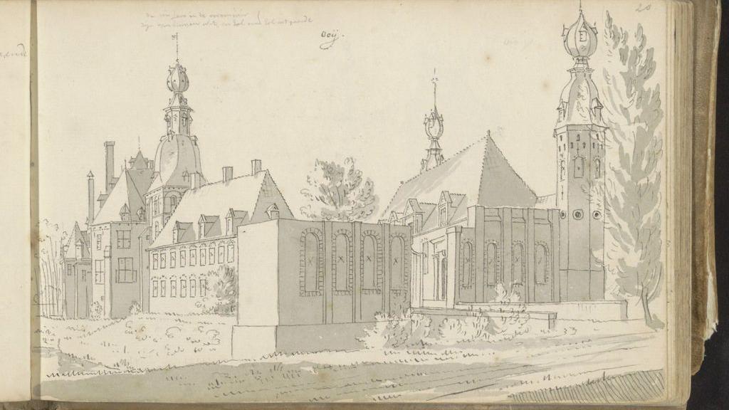 De achtertuin van Nijmegen dankt haar naam aan een groot kasteel