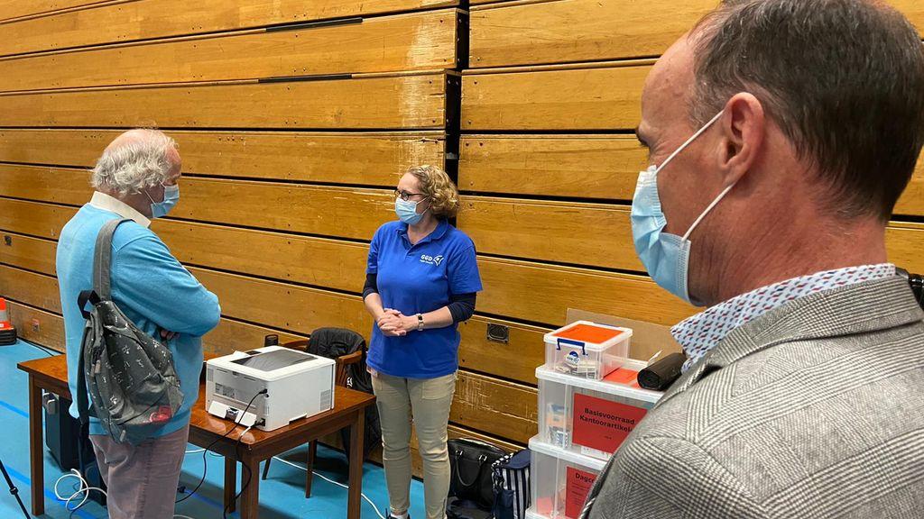 GGD regio Utrecht opent vaccinatielocatie in Rhenen