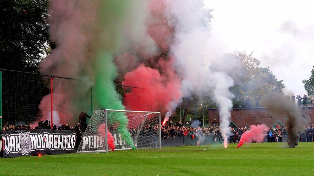 Supporters zetten spelers op scherp in aanloop naar Gelderse derby