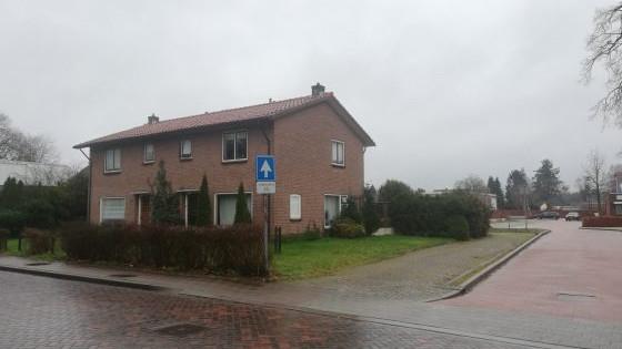21 appartementen aan de Driestweg op het terrein naast de kerk