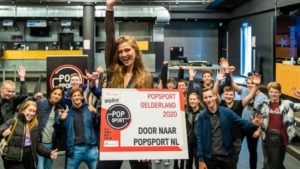 Zangeres L1V uit Arnhem door naar PopsportNL