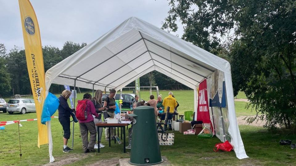 Succesvolle 13e editie Nunspeetse Heideloop