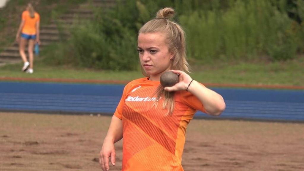 Lara Baars is medaillekandidaat op Paralympische Spelen