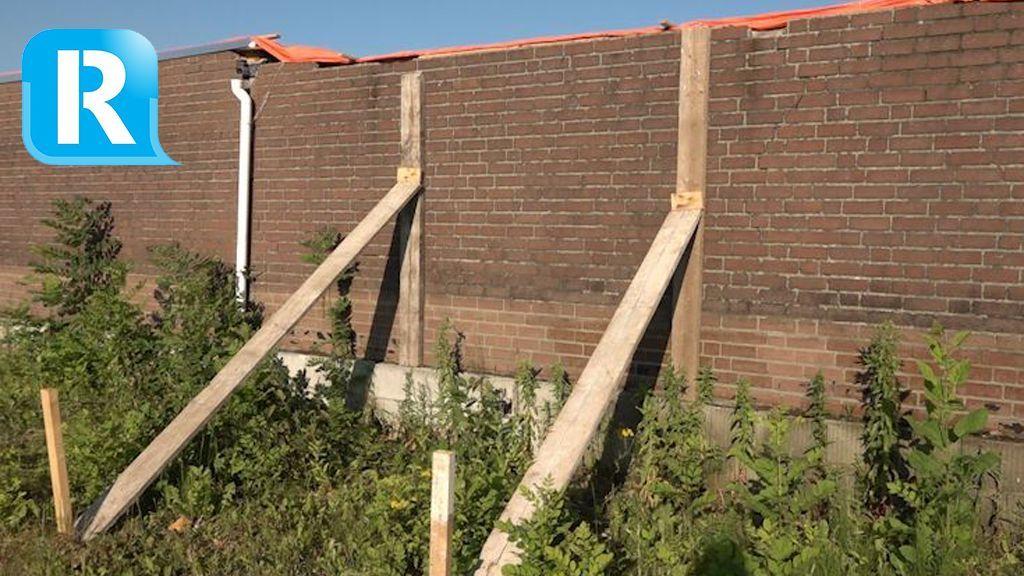 Gemeente Rheden geeft na tornado 5000 euro aan Sportpark IJsselzicht