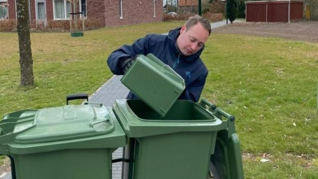 's Heeren Loo in Ermelo maakt zelf compost van etensresten