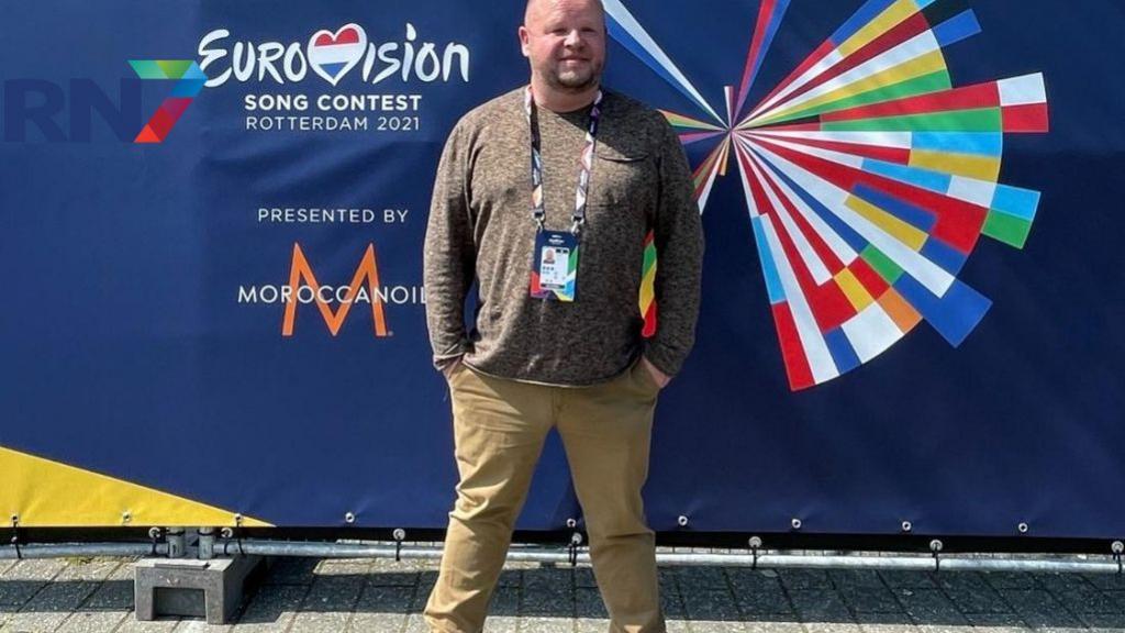 Ewijkenaar begeleidt straks Israël tijdens het Songfestival