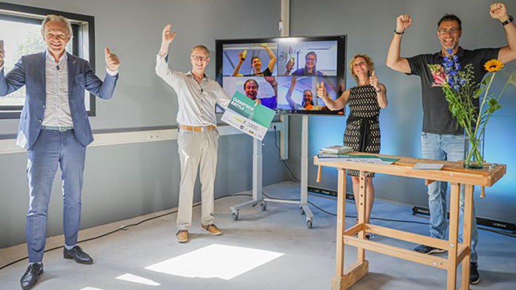 Studenten HAN winnen achtste Cleantechbattle