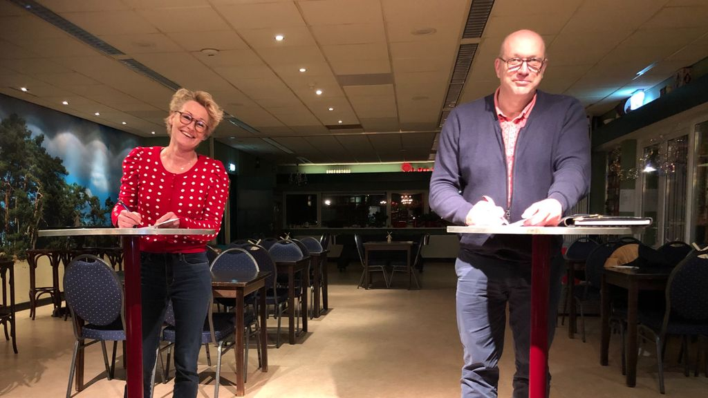 Esther Poorter officieel nieuwe pachter van het dorpshuis De Wieken