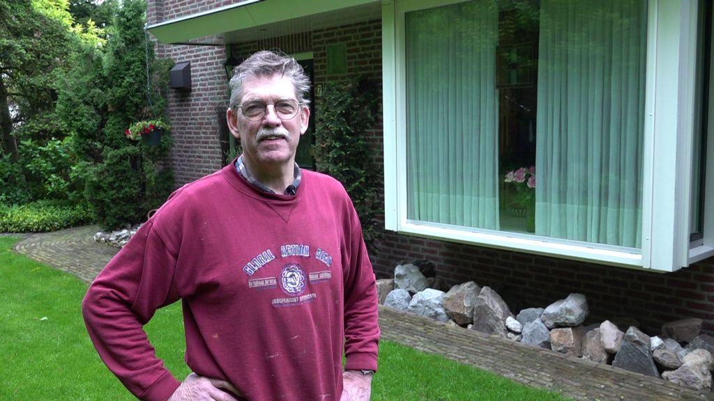 Vincent vindt dat hij op het mooiste plekje van Gelderland woont