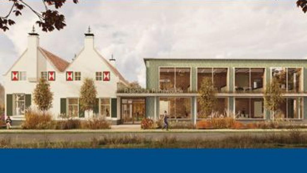 Bouwbedrijf Osnabrugge wint aanbesteding gemeentehuis Renswoude: Start renovatie en uitbreiding gemeentehuis na de zomervakantie