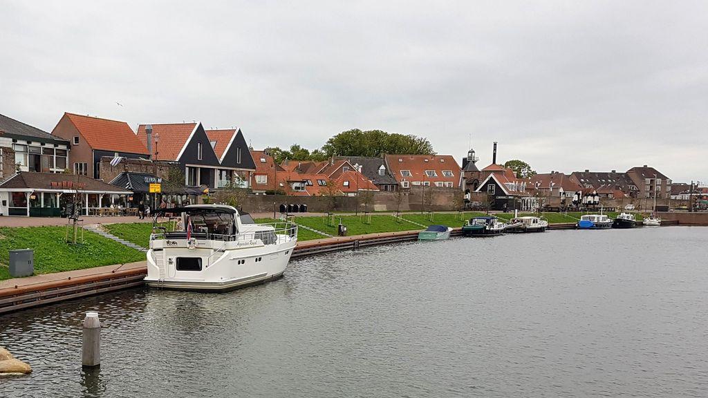 Archief boulevard. Foto: Gemeente Harderwijk