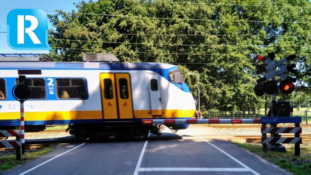 Bekijk leuke beelden van treinen bij Modelspoorclub Veluwezoom