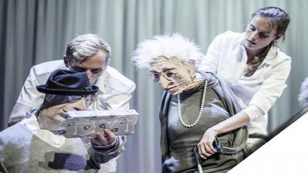 Livestream: Theater Gnaffel bij Cultura met 'Oma mag ik mijn pop terug'
