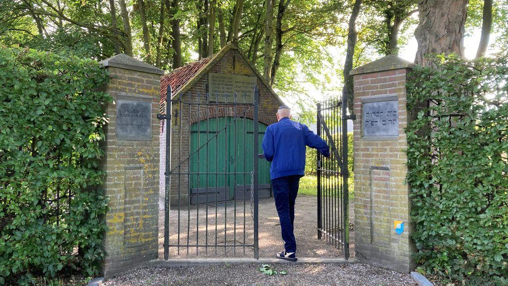 Joods monument Veenendaal op instorten, vrijwilligers zamelen geld in voor herstel