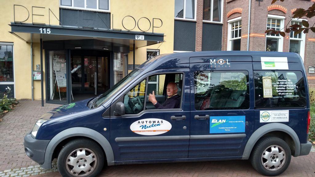 SWOM zoekt met spoed chauffeurs voor Seniorenvervoer