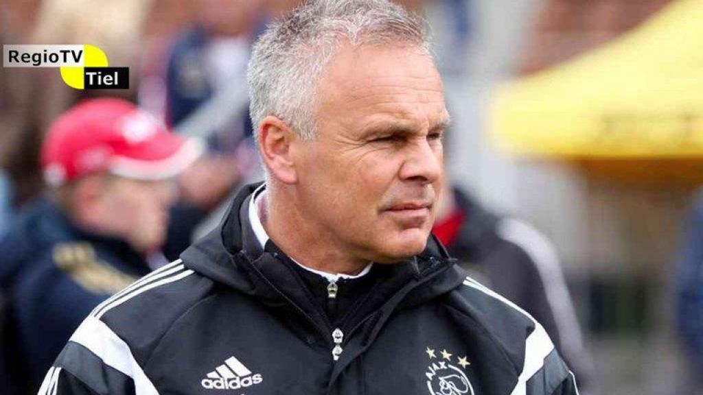 Gery Vink tijdelijk hoofdtrainer Willem II