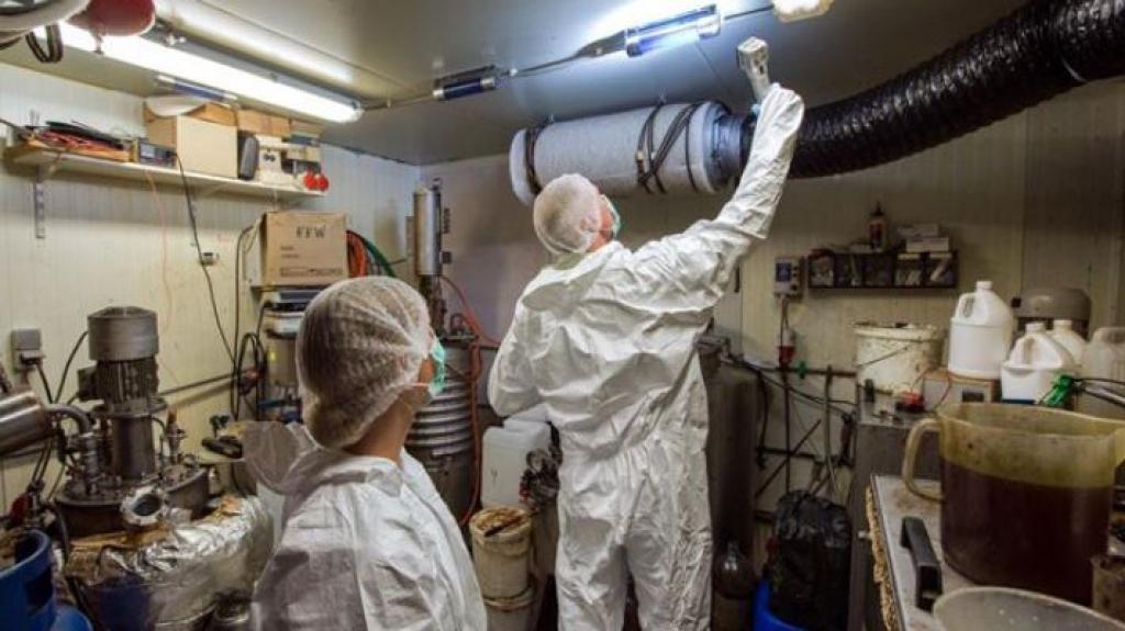 Tot zes jaar cel voor productie van harddrugs