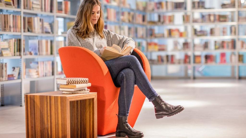'In gesprek met levende boeken' in Cultura