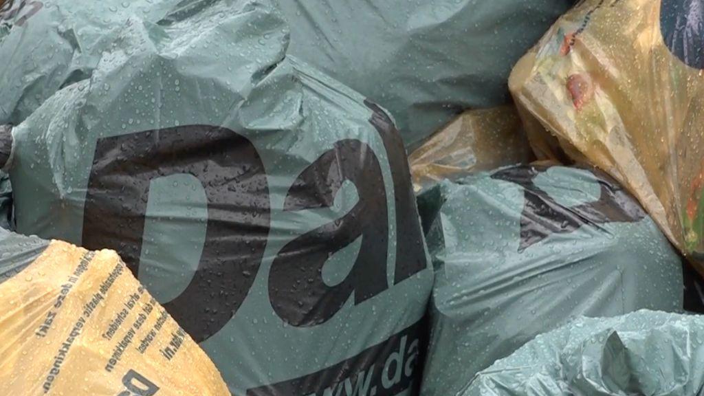 Plastic afval scheiden gaat niet altijd goed: ''Ik gooi het gewoon bij het plastic''
