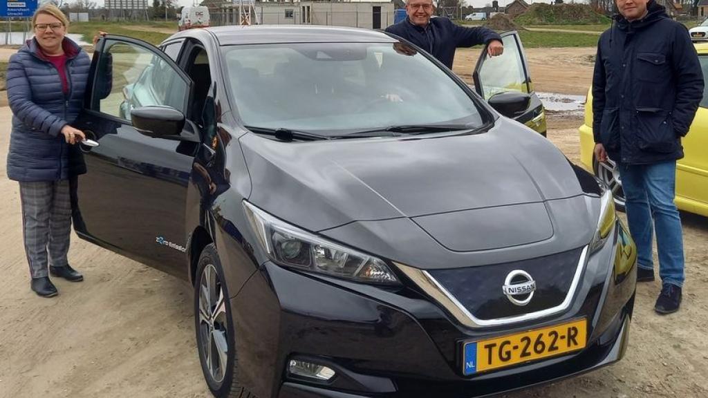 Woonwijk Hoevelaar in Woudenberg krijgt elektrische deelauto's