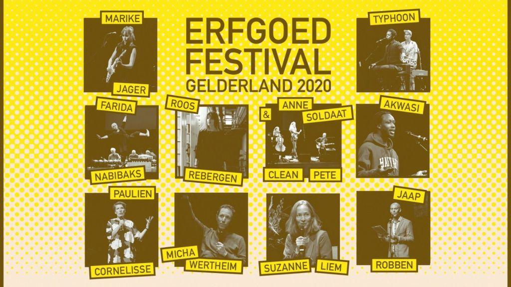 Erfgoedfestival Gelderland samengevat in Aftermovie