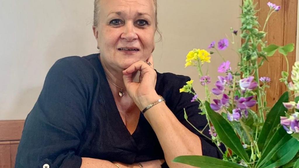 Trudie van Ginkel-Lourens Foto: Zinvolle dag