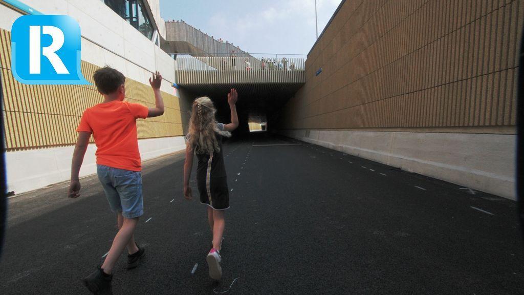 Open dag tunnelbak in Dieren trok zo'n 5000 bezoekers