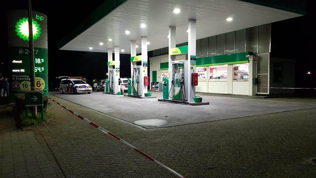 Overvaller tankstation Winterswijk schrok van klant