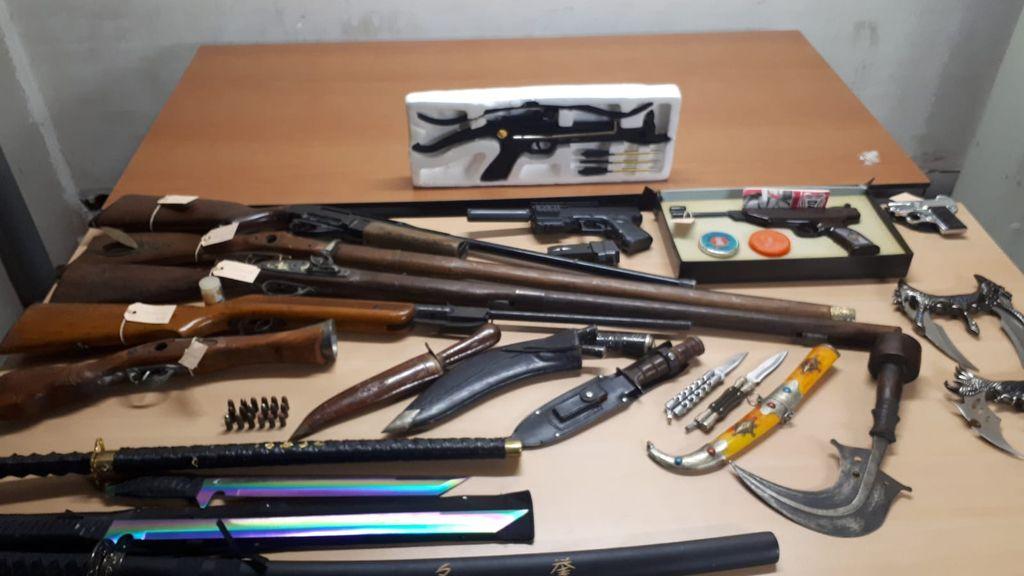 Al de nodige wapens afgestaan bij inleveractie: 'Hopelijk komen er meer jongeren'