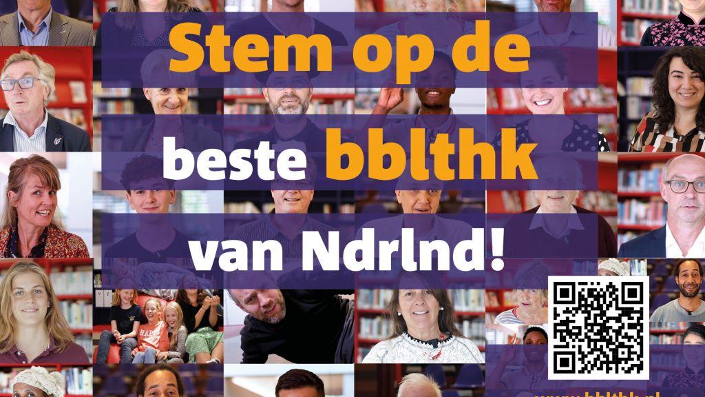 Is de bblthk van Wageningen de beste van Ndrlnd?
