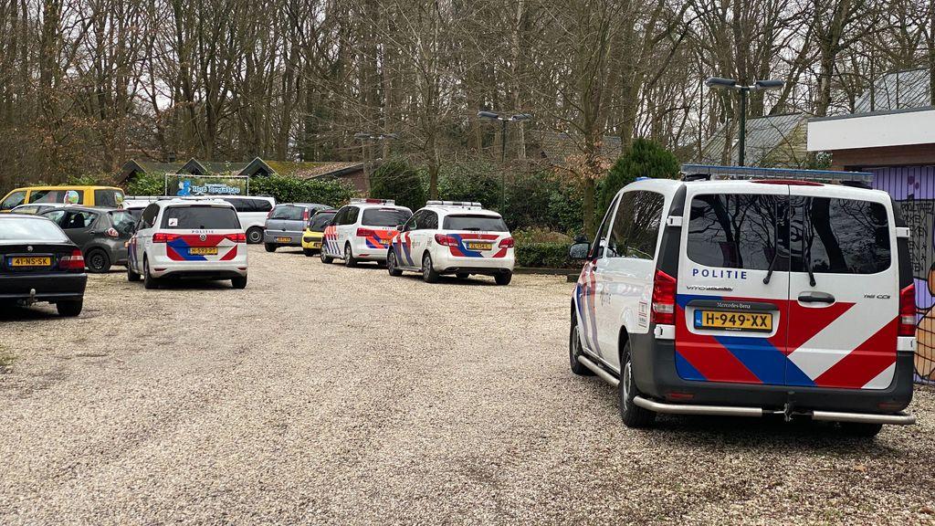 Steekpartij bij restaurant in Hierden, een gewonde naar ziekenhuis