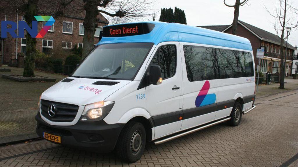 Buurtbus 556 Overbetuwe rijdt nog niet vanaf 1 september