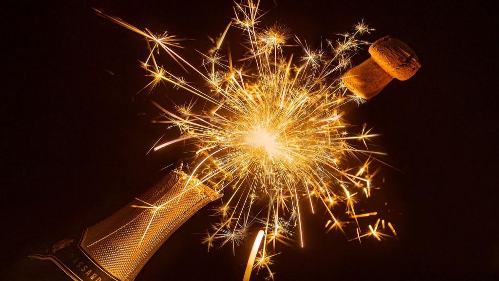 De beste wensen voor het nieuwe jaar Foto: Pixabay