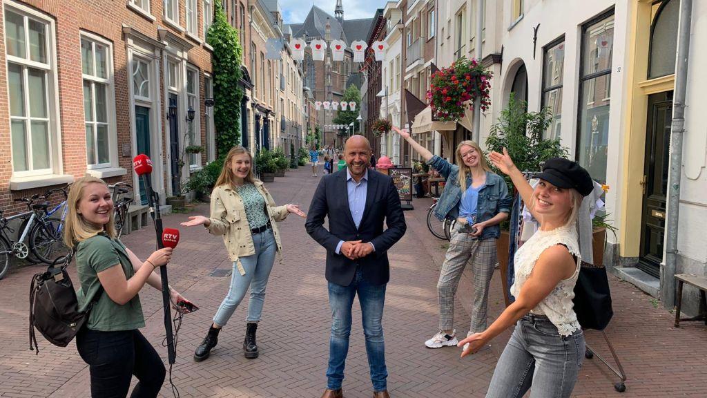'Bovenop Arnhem' duikt in studentenleven van de stad