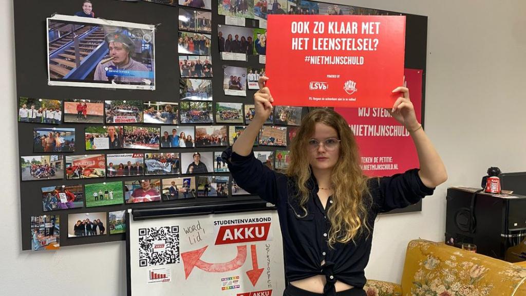 Studentenvakbond AKKU niet blij met kamerbeleid gemeente Nijmegen
